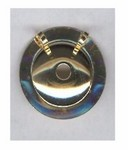 110x Gold 20mm button converter