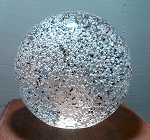 Strathearn Vintage Art Glass Paperweight Scottish P2 Stoer