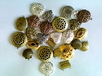 24pcs mixed bulk lot of Wholesale Lockets essential oil diffuser 104z