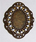 Antique Bronze 25x18 Setting 506x