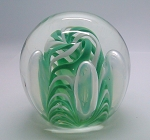 1979 Vintage Gentile Studio Art Glass Paperweight