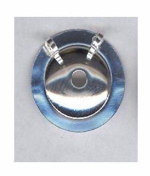 111x Silver 20mm button converter